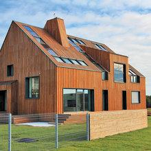Лучший проект малоэтажного жилого здания по версии Houzz