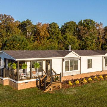 Alabama Customer Home   Lulamae Model