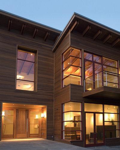 Modern Exterior by Banducci Associates Architects, Inc.