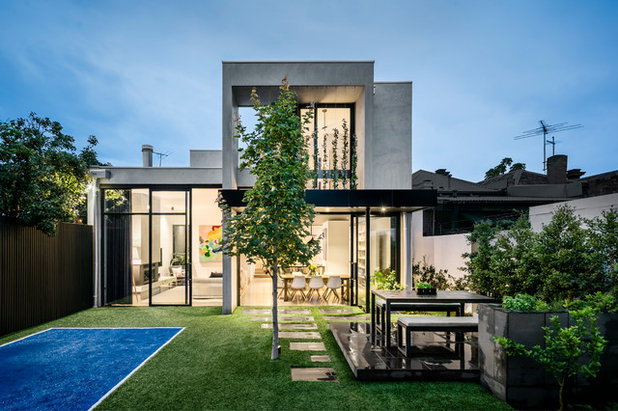 Victorian Exterior by MAYD Group Pty Ltd