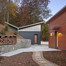 Modern Exterior by Siegman Associates, Inc.
