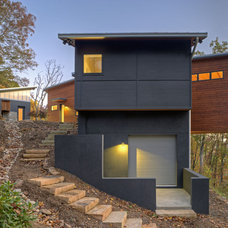 Modern Exterior by Siegman Associates, Inc.