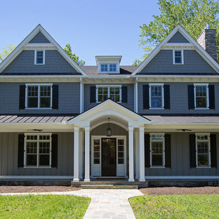 Alexandria Custom Home Tailored for Family of Five
