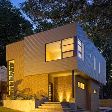 All-green Intown Modern Home