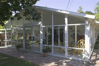Contemporary Exterior by All-Tex