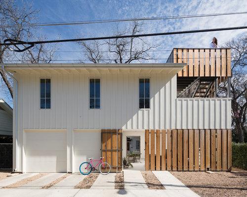 Small Apartment Exterior Ideas & Photos   Houzz