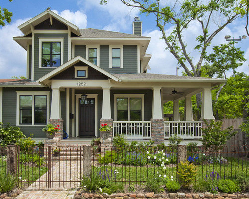 Wrap around front porch ideas pictures remodel and decor for Homes with porches all the way around