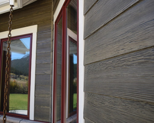 Allura timber series siding for Lp smartside color strand