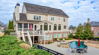 Alpharetta Expansive Traditional Home