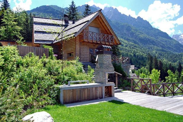 Rustikal Häuser by Landscape d.o.o. Slovenia
