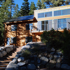 Modern Exterior by CCS ARCHITECTURE