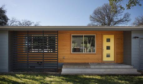 Choosing Color: 1 House, 5 Exterior Paint Palettes