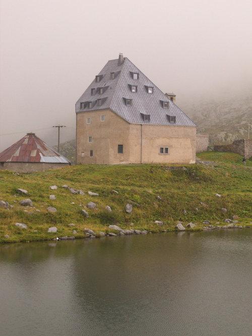 St Gotthard Hospiz altes hospiz st gotthard pass
