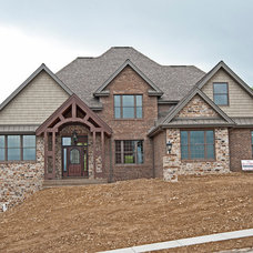 Craftsman Exterior by Graziani Homes