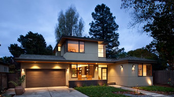 Aluminum Clad Windows in a Modern Home