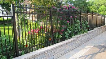 Aluminum Fences and Gates