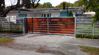 Aluminum Gate Projects