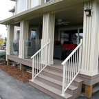Regal Ideas Aluminum Deck Railing Deck Other By