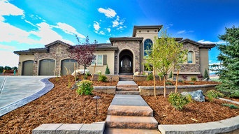 Amalfi - 2014 Parade of Homes Winner