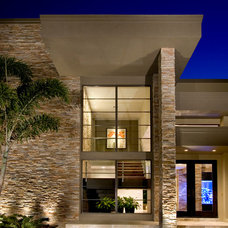 Contemporary Exterior by WAYCOOL Homes, LLC