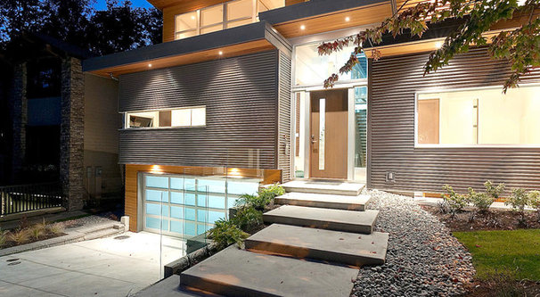 Modern Exterior by Doorex