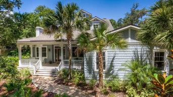Amelia Low Country Island Home