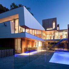 Modern Exterior by HWKN