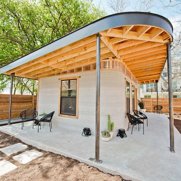 America's First 3D Printed House
