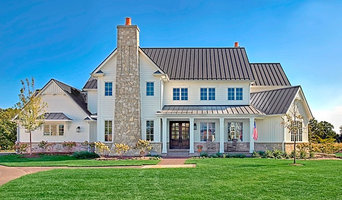 American Farmhouse and European Country Homes