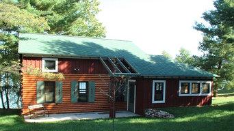 Amery Wisconsin Family Cabin