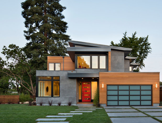 Contemporary Exterior by Urban West