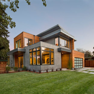 This is an example of a contemporary exterior in San Francisco.