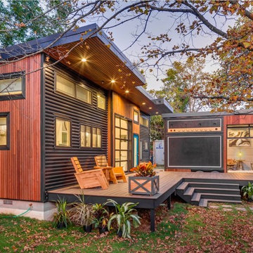 """""""Amplified"""" Tiny House"""