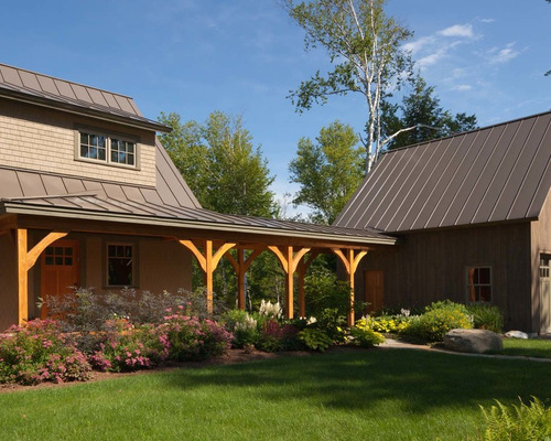 Exterior Paint Colors With Brown Roof Fabulous Image From With
