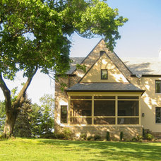 Traditional Exterior by Peabody Architects