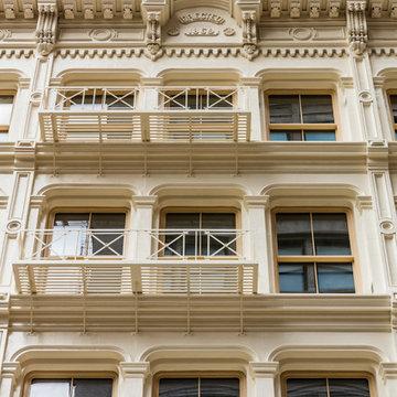 An Historic TriBeCa Building Reborn