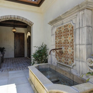 Andalusian Inspired in Serrano Fountain