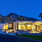Boxenbaum residence modern exterior los angeles by - Limposante residence contemporaine de ehrlich architects ...