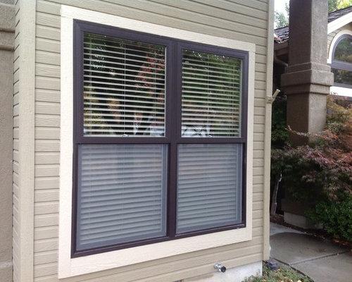 Dark Bronze Window Houzz