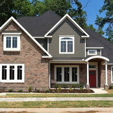 Traditional Exterior by Homes of Distinction, Inc.