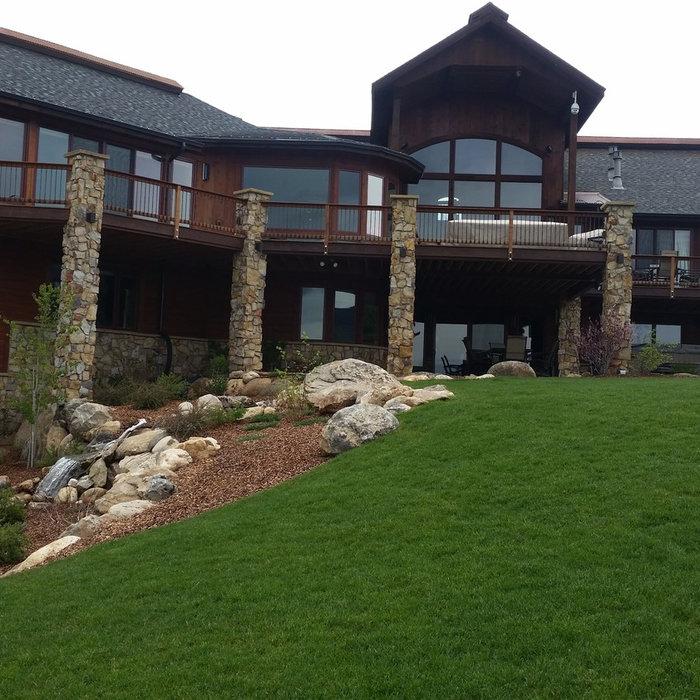 Anglers Retreat | Timber Hybrid Custom Home