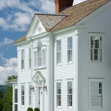 Anna Wynants House: Colonial Revival House