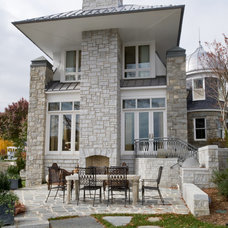Contemporary Exterior by Gate One Builders