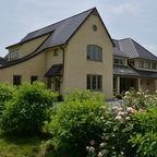 Standing Seam Metal Roofing Traditional Exterior New