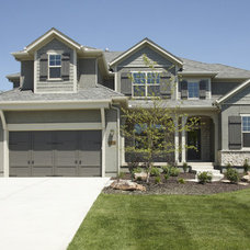 Traditional Exterior by Covenant Custom Homes