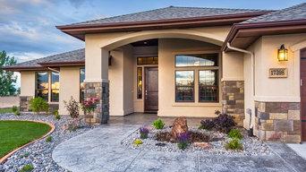 Antioch Model Home
