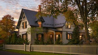 Antique Home Renovation