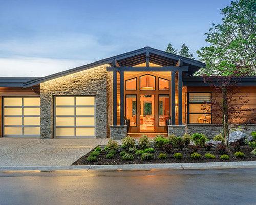 Translucent Garage Door Home Design Ideas Pictures
