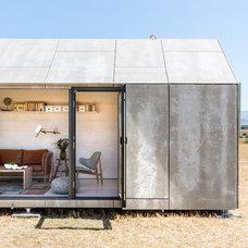 Modern Exterior by ÁBATON