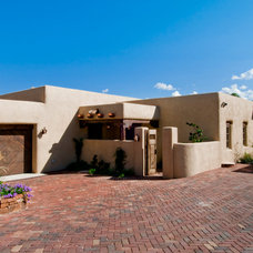 Southwestern Exterior by architectural alliance inc